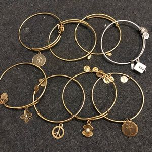 Alex and Ani 8 pack